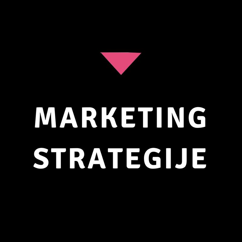 marketing strategije