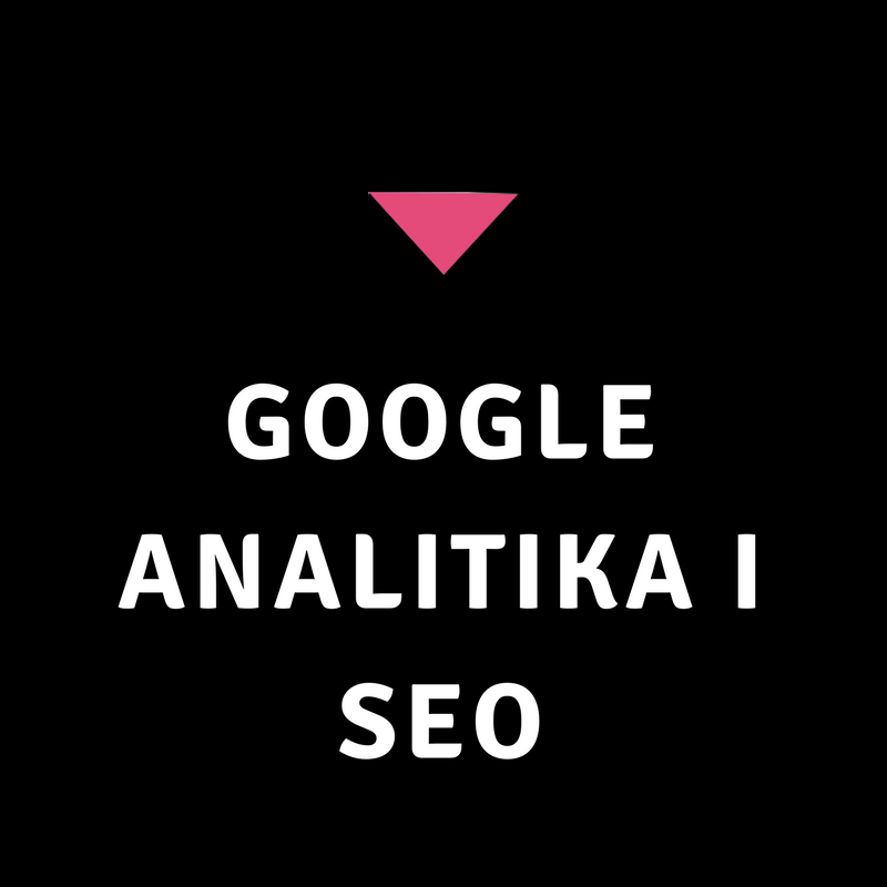 google analitika i seo