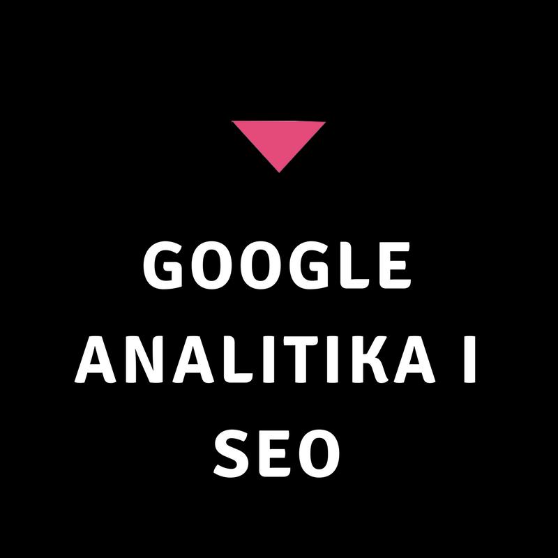 google analitika i seo